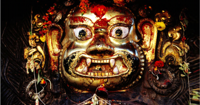 Kal Bhairava – The Drunken God