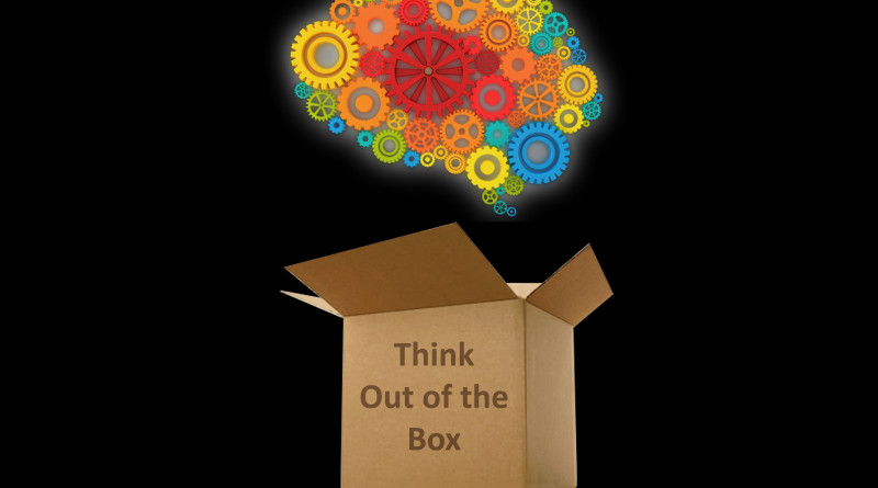 Meaning of Thinking Out of the Box