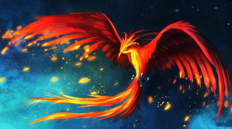 Phoenix – The cyclically regenerated bird
