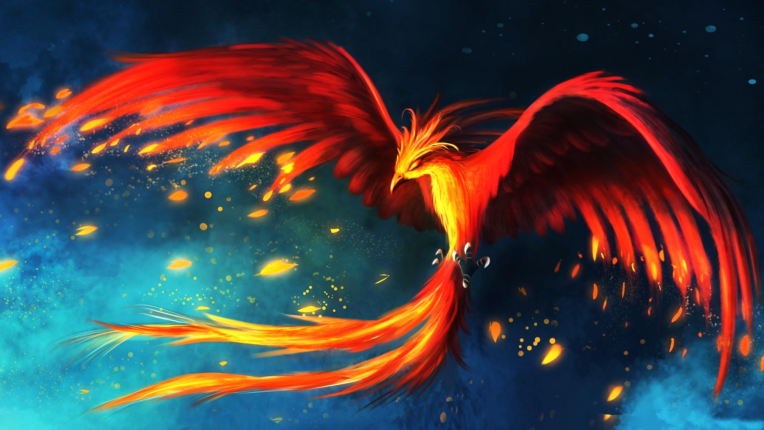 Phoenix the cyclically regenerated bird desihighway voltagebd Gallery